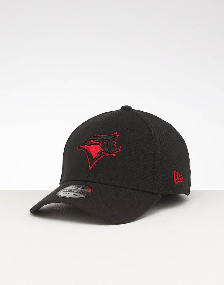 new product cheap prices cheap price New Era Toronto Blue Jays 39THIRTY Stretch Fit Black | Culture Kings