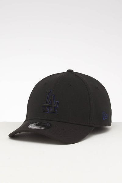 56289872669b23 New Era Los Angeles Dodgers 39THIRTY Stretch Fit Black