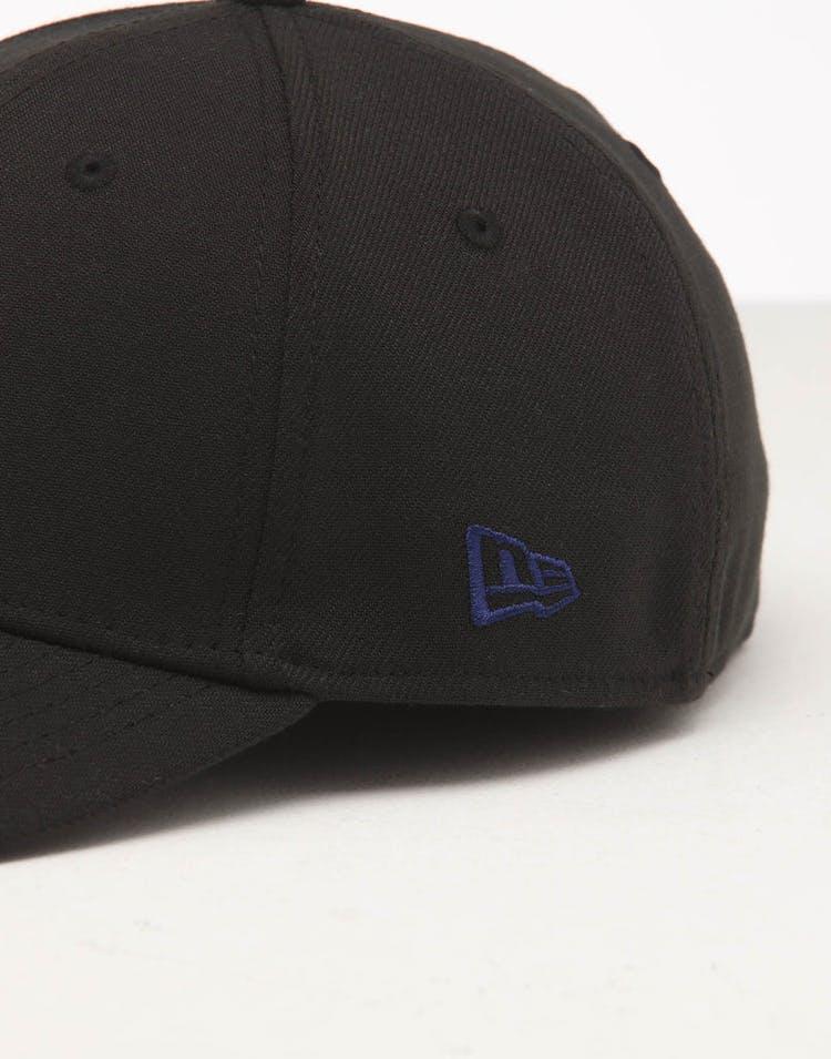buy online 8eae2 5c034 New Era Los Angeles Dodgers 39THIRTY Stretch Fit Black