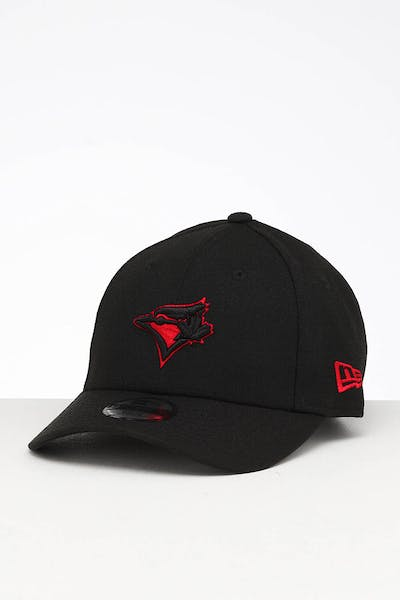 New Era Youth Toronto Blue Jays 9FORTY Hook & Loop Black
