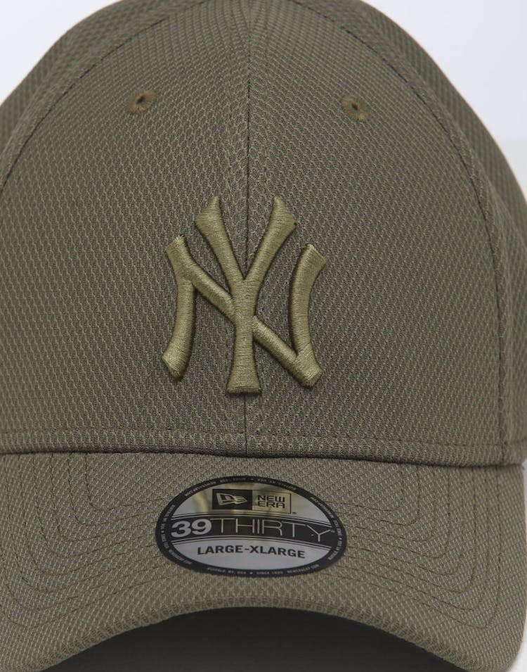 3c46fe65c New Era New York Yankees 39THIRTY Stretch Fit Olive – Culture Kings