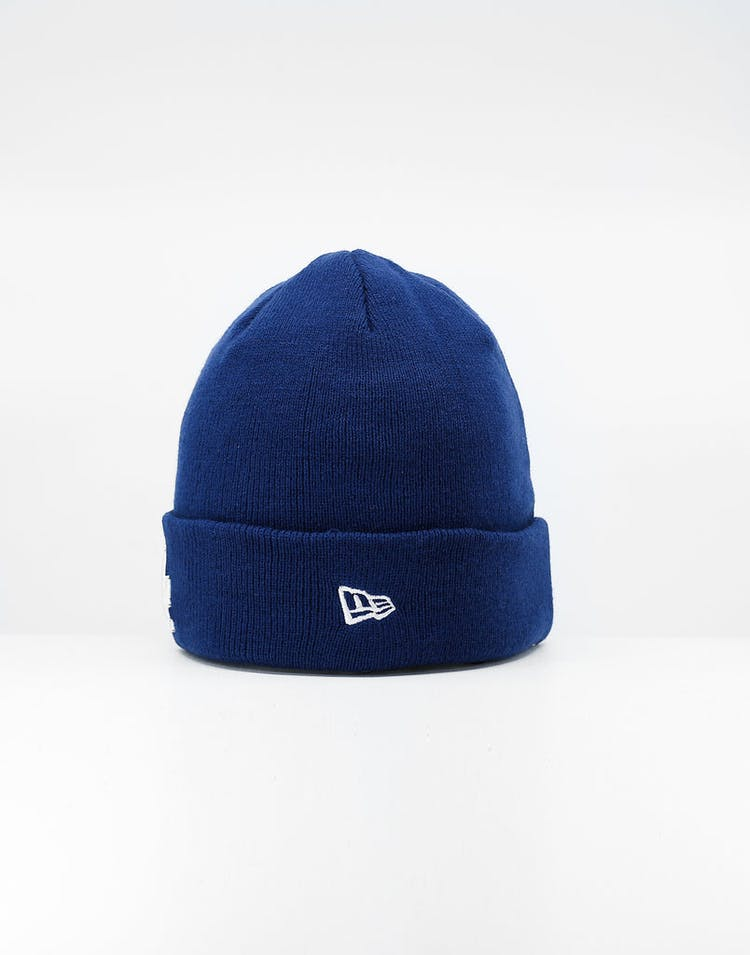 9590fd45 New Era Los Angeles Dodgers 6Dart Cuff Beanie Dark Royal
