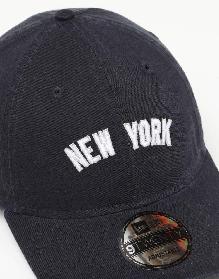 4b970c2d674da New Era New Yankees 9TWENTY Strapback Navy – Anexas