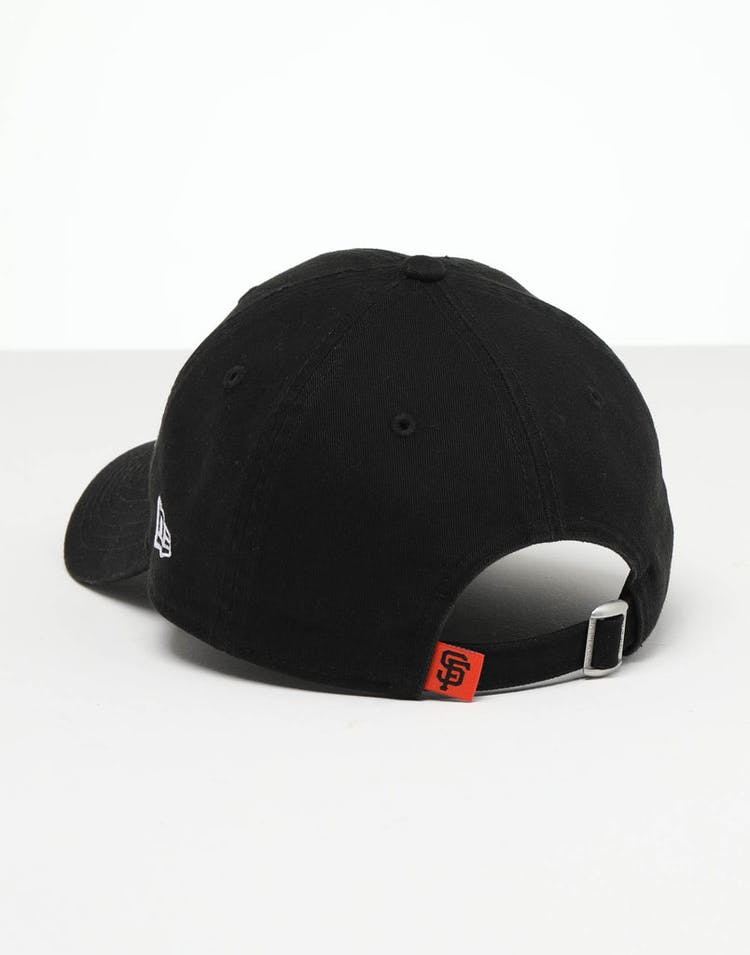 666826f6 New Era San Francisco Giants 9TWENTY Strapback Black – Culture Kings