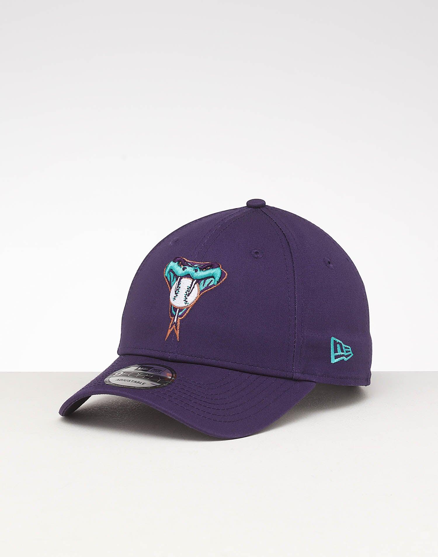Grassroots Experience Purple Strapback Hat