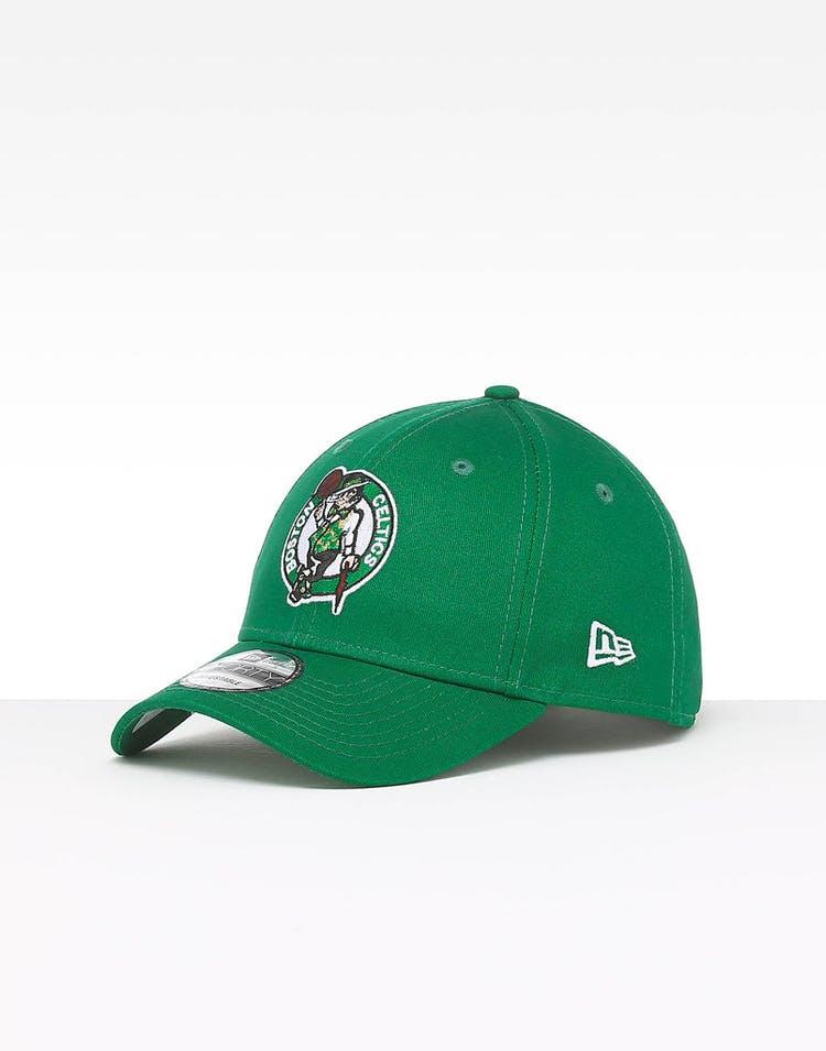 best website 6e101 29592 New Era Boston Celtics 9FORTY Strapback Green – Culture Kings
