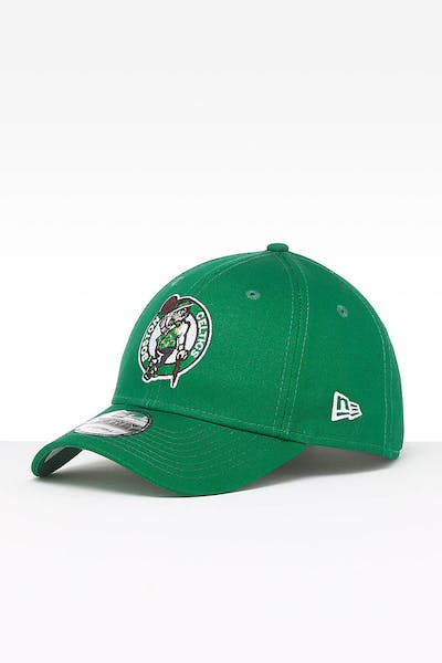 pretty nice 967af 32dc8 New Era Boston Celtics 9FORTY Strapback Green ...