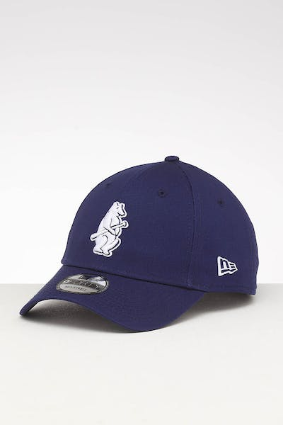 New Era Chicago Cubs 9FORTY Retro Strapback Navy