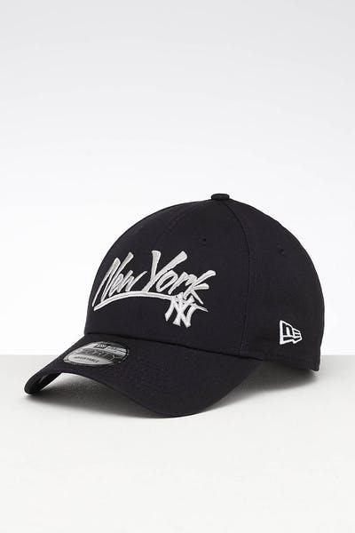 15c4bea44b40de New Era New York Yankees 9FORTY Strapback Navy