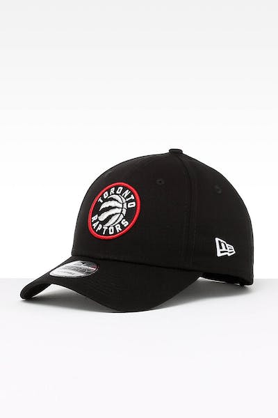 2758e83331199 New Era Toronto Raptors 9FORTY Strapback Black