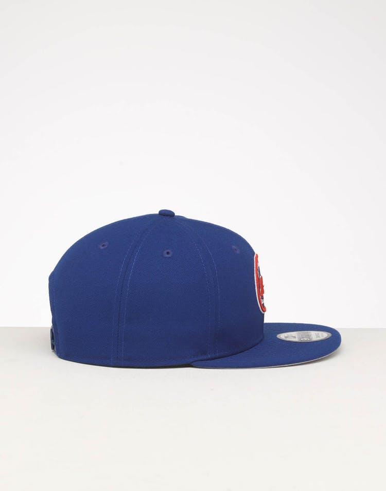 3b888a7d3 New Era New York Mets 9FIFTY Snapback Blue