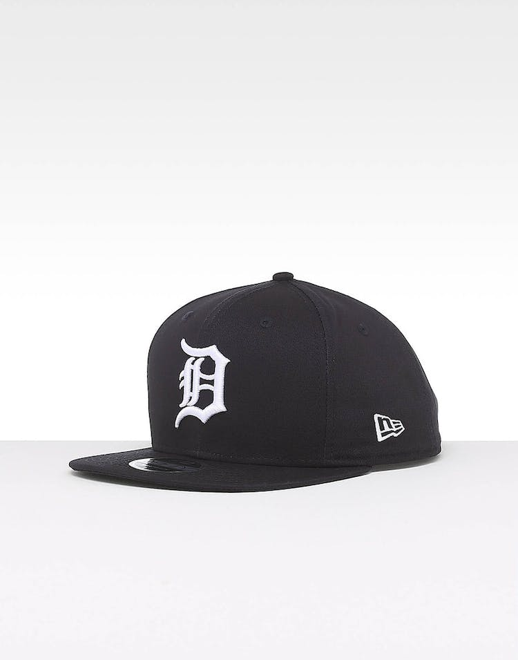 premium selection b00e8 3229a New Era Detroit Tigers 9FIFTY Side Hit Snapback Navy – Culture Kings