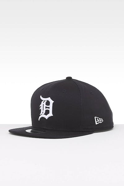 d8b6d4a5eebfb New Era Detroit Tigers 9FIFTY Side Hit Snapback Navy