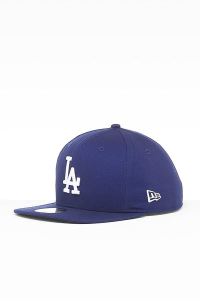 3e48d249effb7 New Era Los Angeles Dodgers 9FIFTY Side Hit Snapback Blue