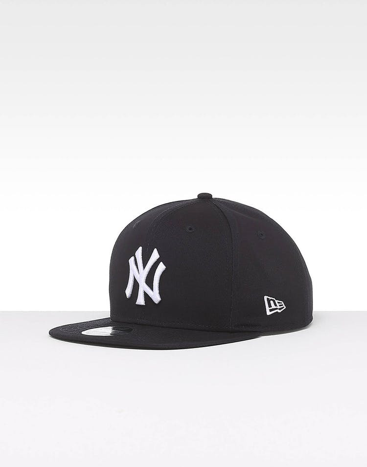 27f0acad10325 New Era New York Yankees 9FIFTY Side Hit Snapback Navy – Culture Kings