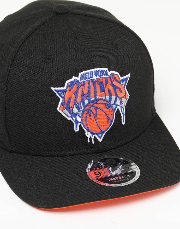 7b66d512a New Era New York Knicks 9FIFTY PC Snapback Black