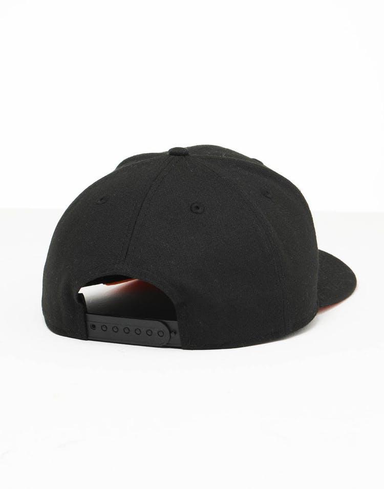 online retailer 05cb2 ba4b1 New Era New York Knicks 9FIFTY PC Snapback Black – Culture Kings