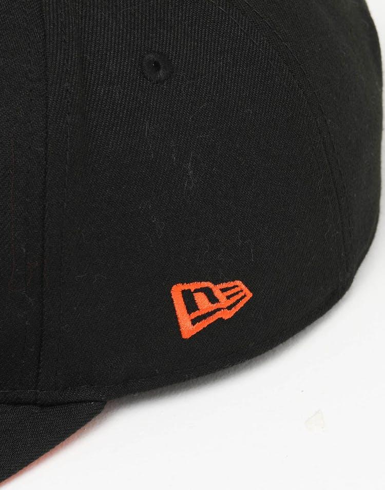 finest selection 9abff 96cdf New Era New York Knicks 9FIFTY PC Snapback Black