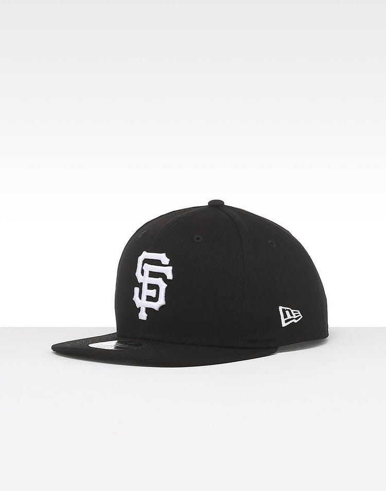 b86043da31c78 New Era San Francisco Giants 9FIFTY Side Hit Snapback Black – Anexas