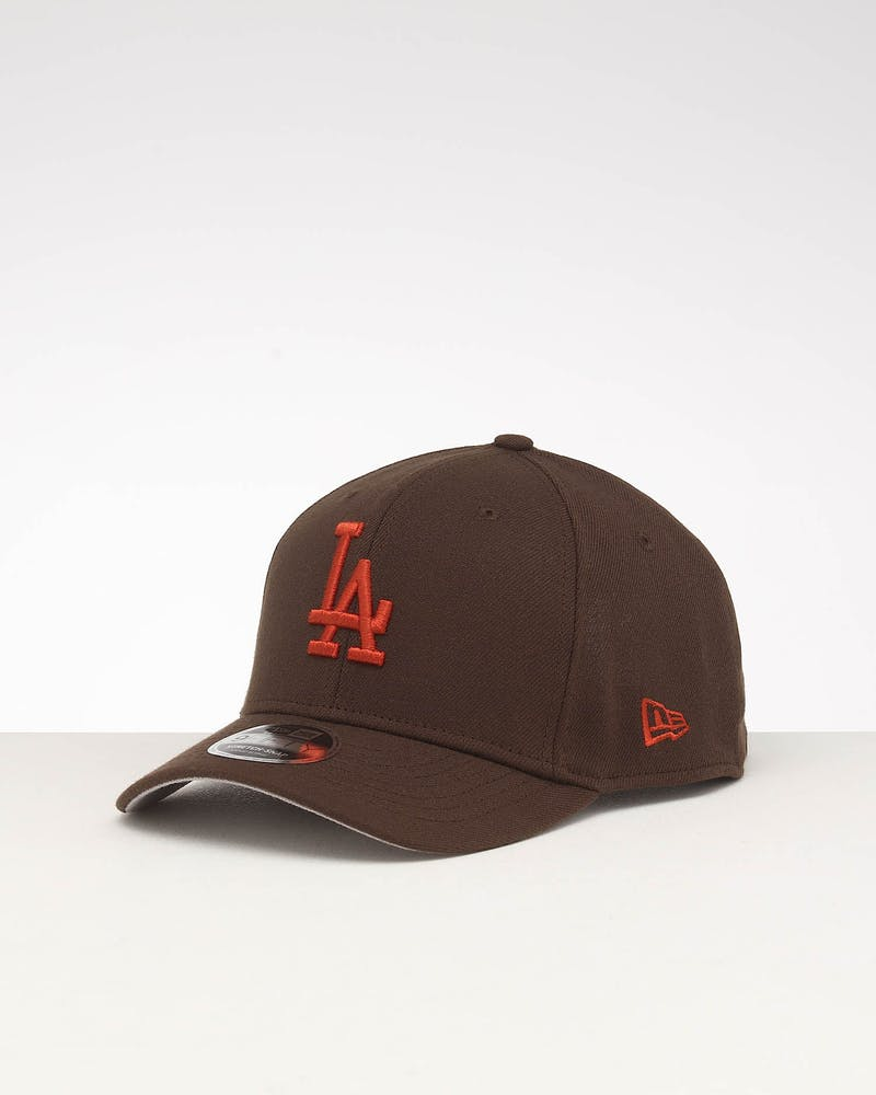 New Era Los Angeles Dodgers 9FIFTY Stretch Snapback Walnut