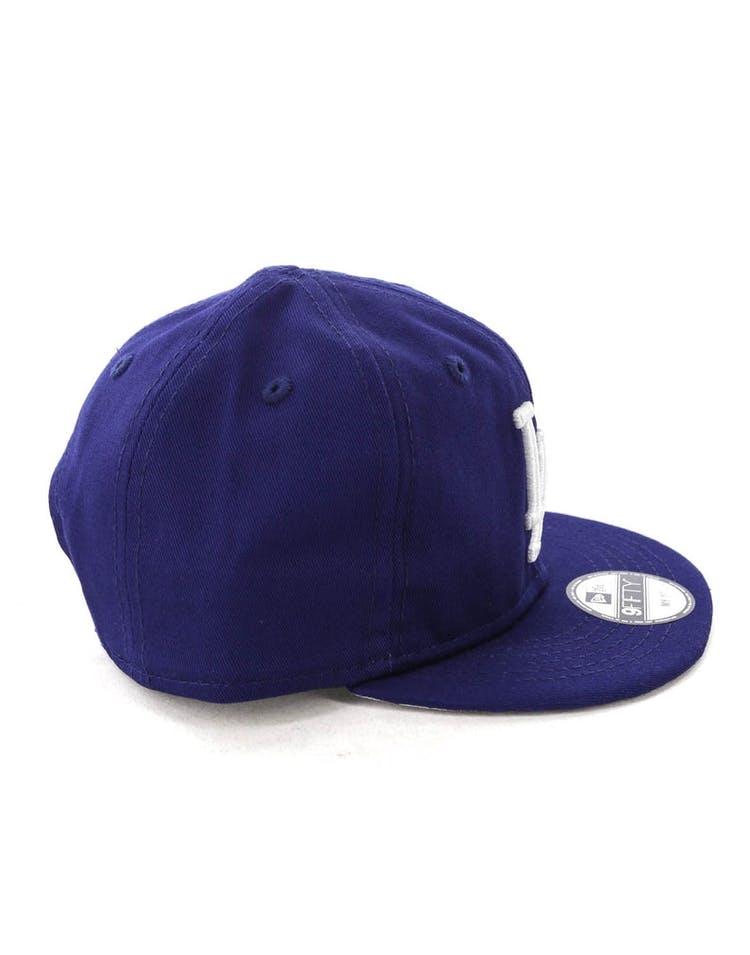 promo code 06b7f 0071c New Era My 1st Los Angeles Dodgers 9FIFTY Snapback Dark Royal