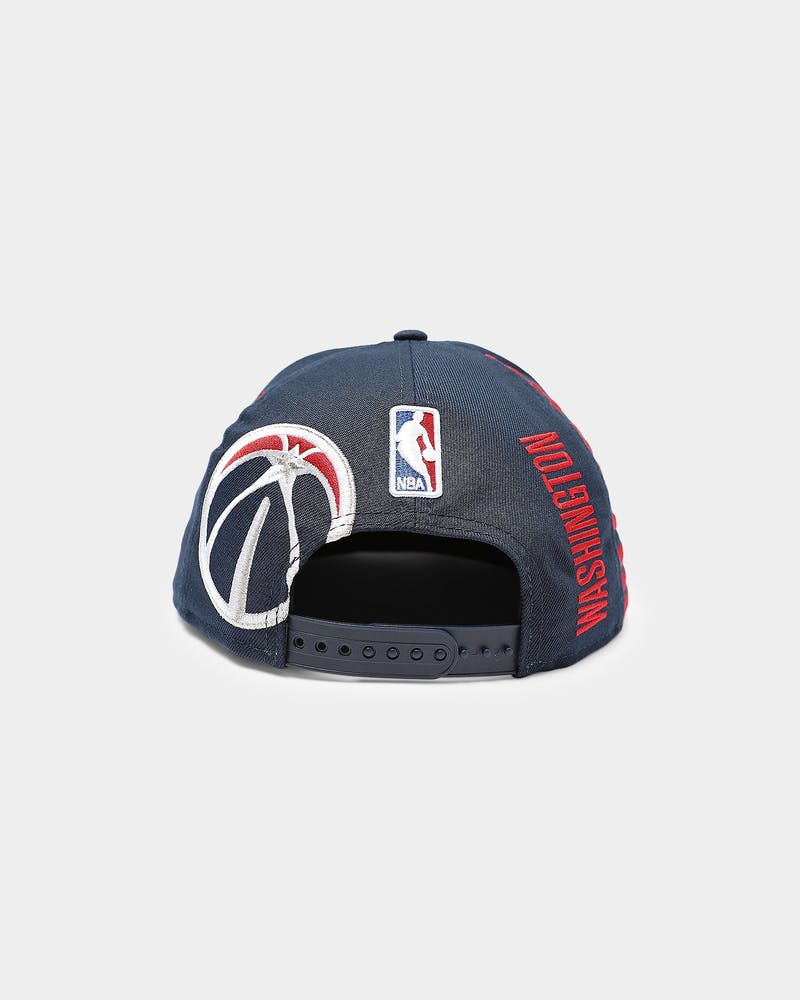 New Era Washington Wizards 9FIFTY 19 Tip Off Snapback Navy