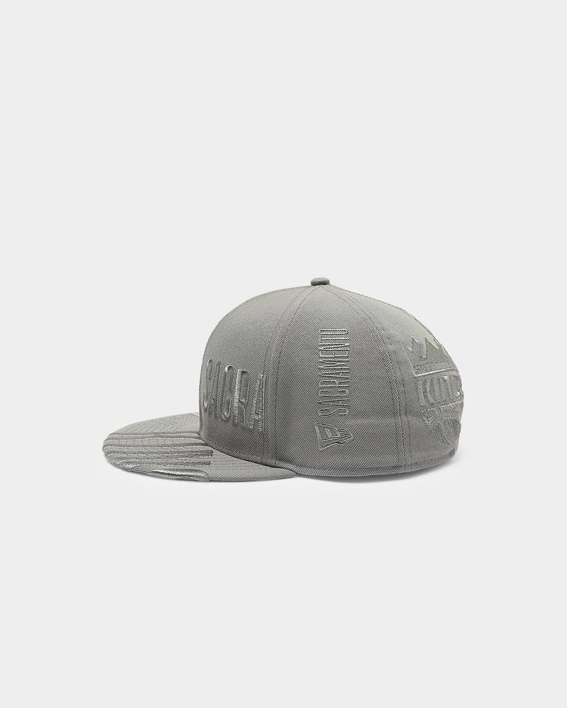 New Era Sacramento Kings 9FIFTY '19 Snapback Light Grey