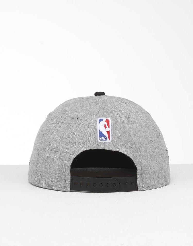 new styles 9ff83 7a003 New Era San Antonio Spurs 9Fifty NBA Draft Snapback Black OTC