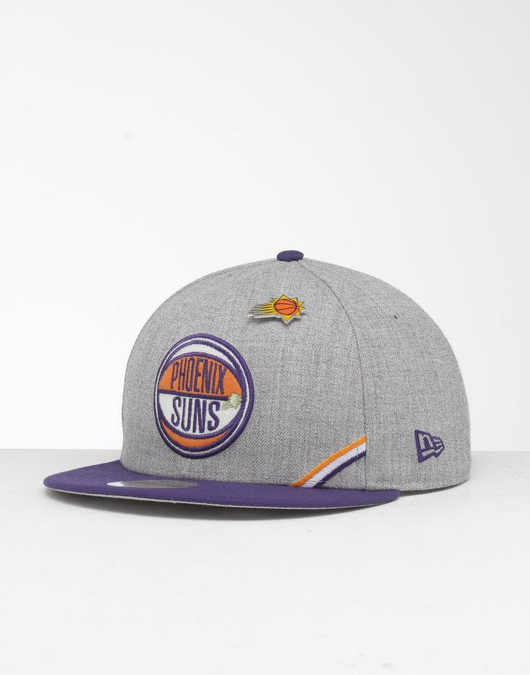 quality design 5ef3a bdf84 New Era Phoenix Suns 9Fifty NBA Draft Snapback Royal OTC – Culture Kings