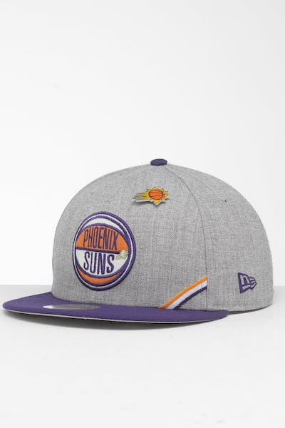 newest f5da5 f8d4b New Era Phoenix Suns 9Fifty NBA Draft Snapback Royal OTC ...