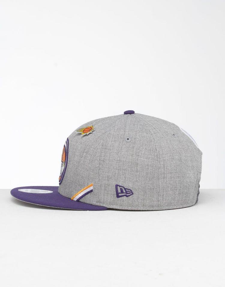 buy online faaa0 b86b4 New Era Phoenix Suns 9Fifty NBA Draft Snapback Royal OTC