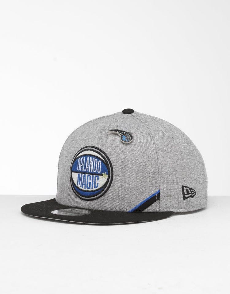 cheaper 464d1 7e7e0 New Era Orlando Magic 9Fifty NBA Draft Snapback Black OTC – Culture Kings