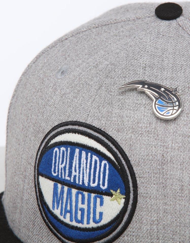 new product 28c11 f8c12 New Era Orlando Magic 9Fifty NBA Draft Snapback Black OTC