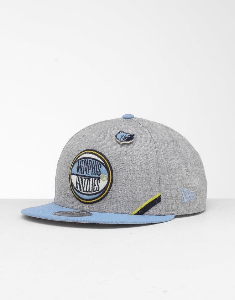 the latest 338fd 606ed New Era Memphis Grizzlies 9Fifty NBA Draft Snapback Sky Blue OTC – Culture  Kings
