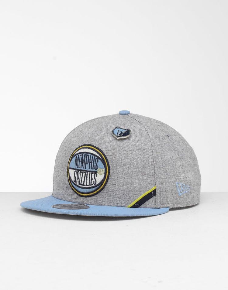 the latest 63e7c bec53 New Era Memphis Grizzlies 9Fifty NBA Draft Snapback Sky Blue OTC – Culture  Kings