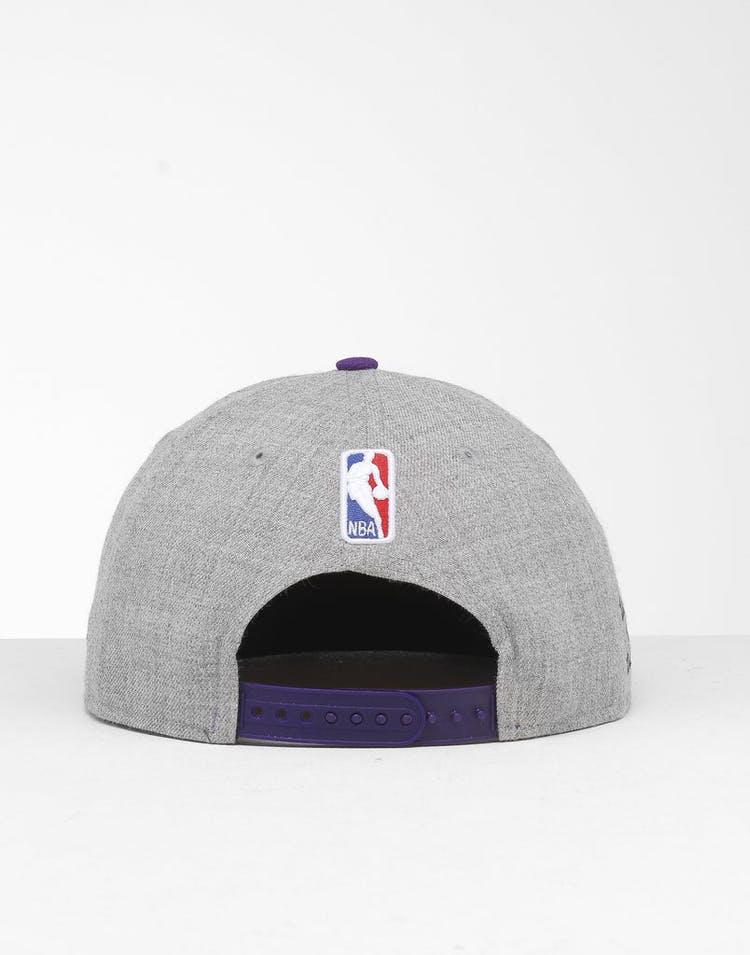 check out b2ffc e8f4d New Era Los Angeles Lakers 9Fifty NBA Draft Snapback Royal OTC