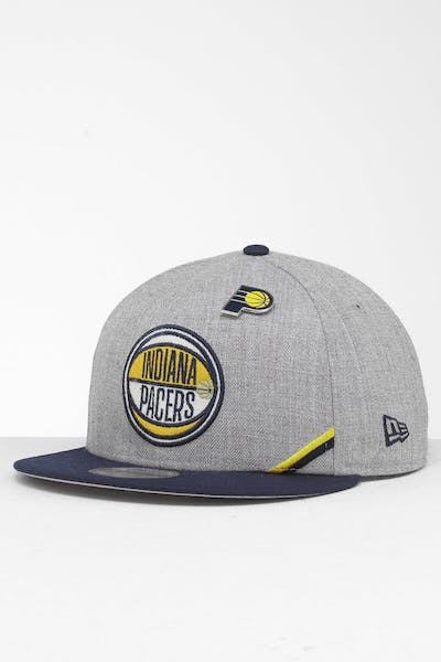 online store 6ef7b 6792d New Era Indiana Pacers 9Fifty NBA Draft Snapback Navy OTC ...