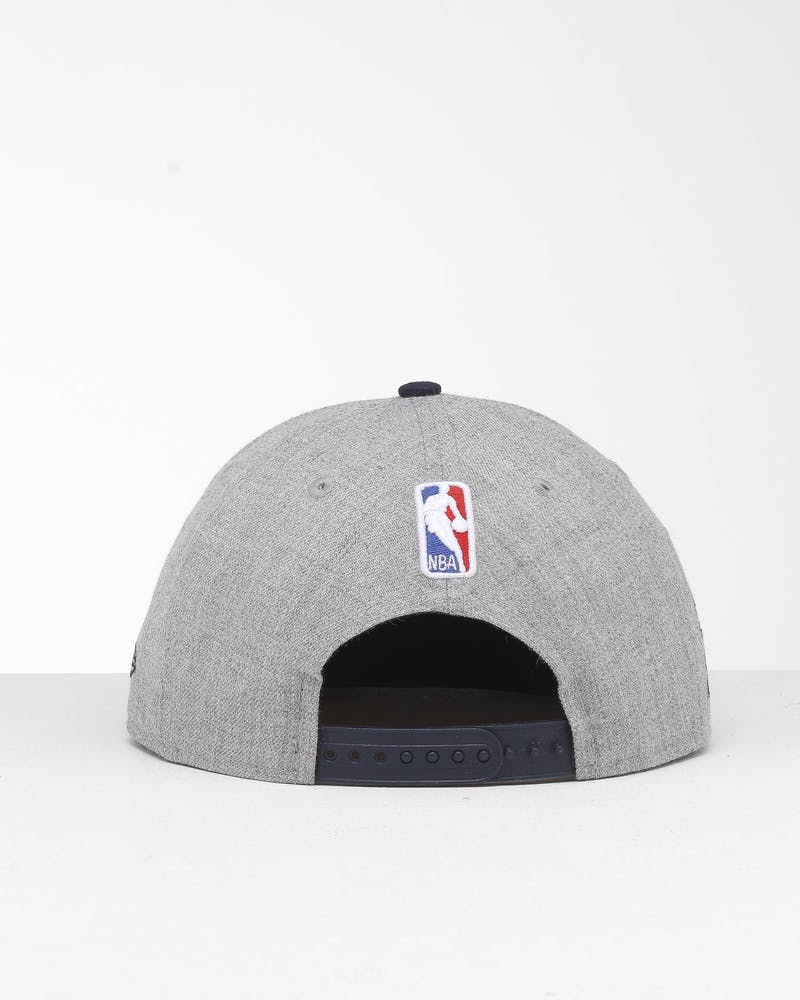 New Era Denver Nuggets 9Fifty NBA Draft Snapback Navy/OTC