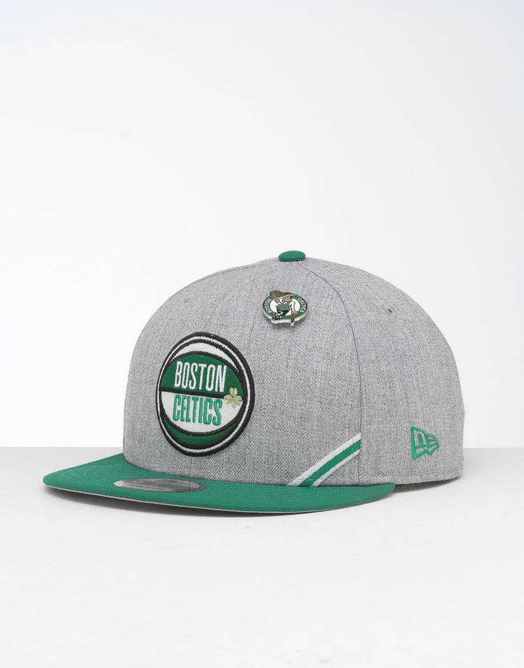 5a98f439 New Era   Boston Celtics 9Fifty NBA Draft Snapback   Mens   Online –  Culture Kings