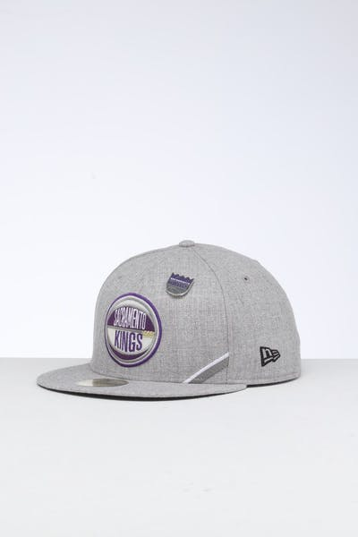 Sacramento Kings 59FIFTY NBA Draft Fitted Cap