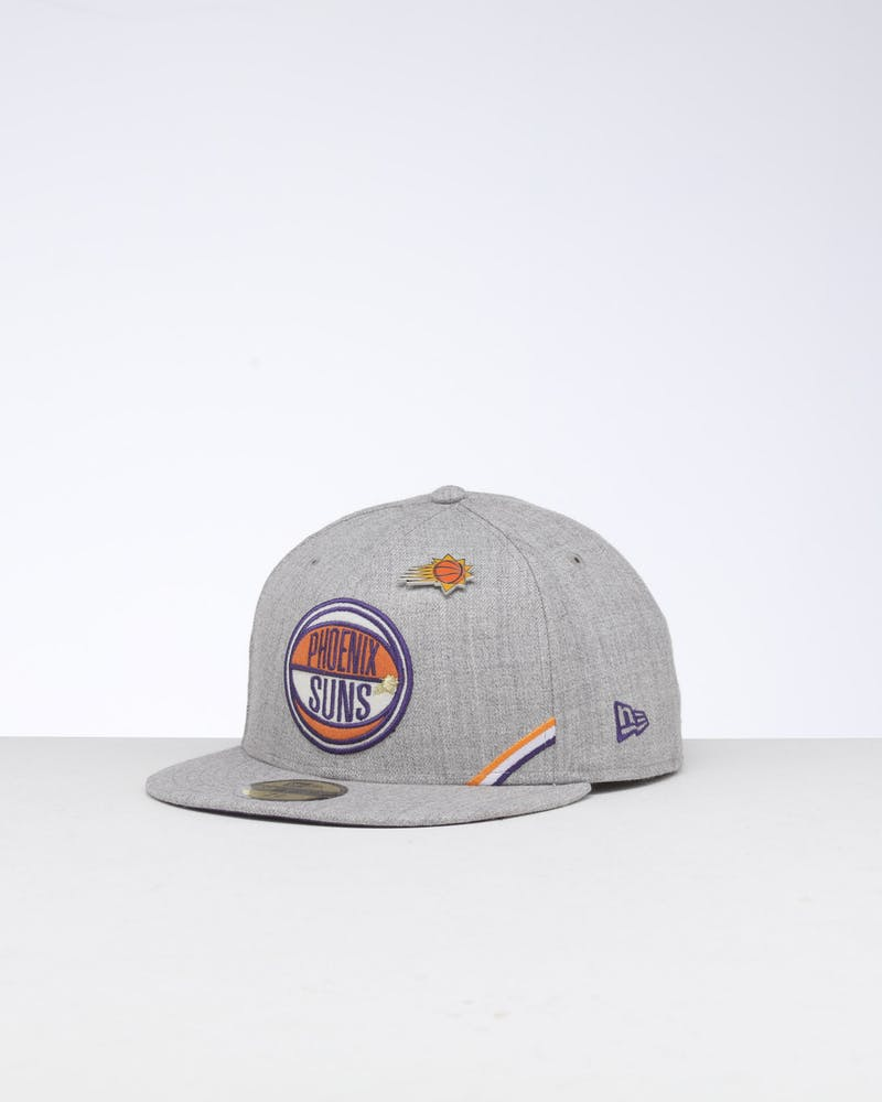 New Era Phoenix Suns 59FIFTY NBA Draft Fitted Navy/OTC