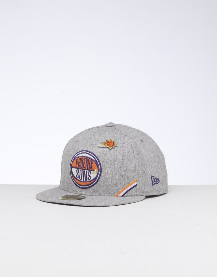 premium selection 70d61 ceeb0 New Era Phoenix Suns 59FIFTY NBA Draft Fitted Navy OTC – Culture Kings