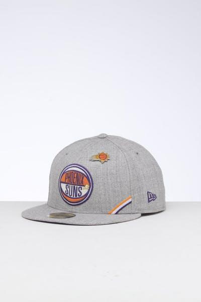 buy popular 2a01c 0cbc7 New Era Phoenix Suns 59FIFTY NBA Draft Fitted Navy OTC ...