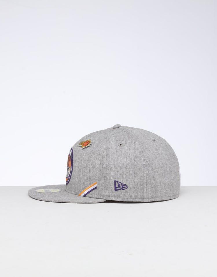 e65ec3298f9506 New Era Phoenix Suns 59FIFTY NBA Draft Fitted Navy/OTC – Culture Kings