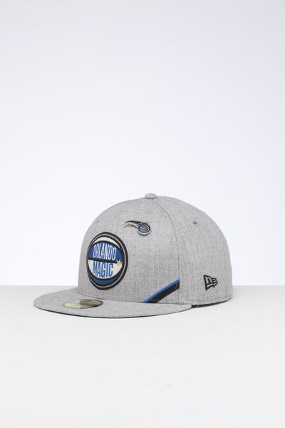 New Era Orlando Magic 59FIFTY NBA Draft Fitted Black/OTC