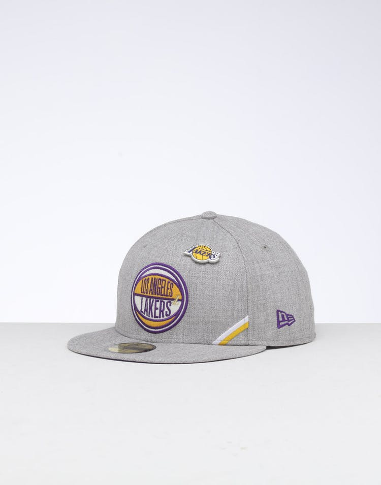 huge discount 4f4db fcbb2 New Era Los Angeles Lakers 59FIFTY NBA Draft Fitted Royal OTC – Culture  Kings