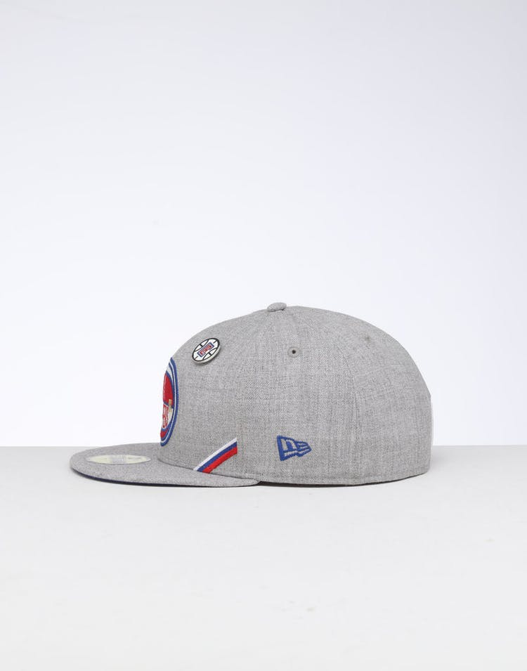 info for 86c9a e8e48 New Era Los Angeles Clippers 59FIFTY NBA Draft Fitted Dark Blue OTC