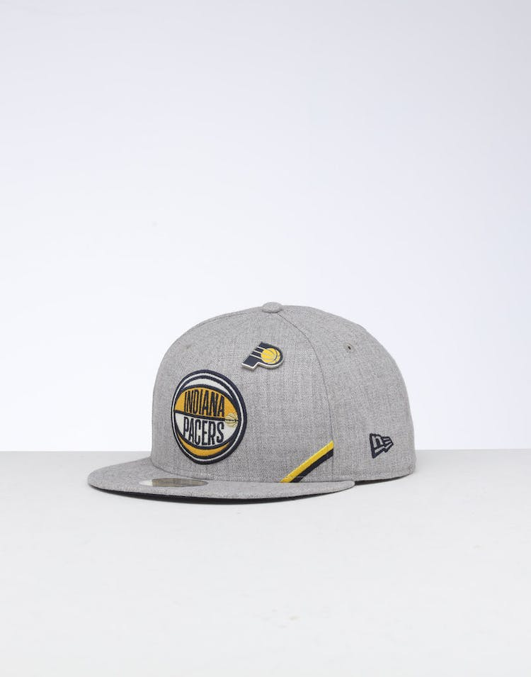 low priced 44206 98de2 New Era Indiana Pacers 59FIFTY NBA Draft Fitted Blue OTC – Culture Kings