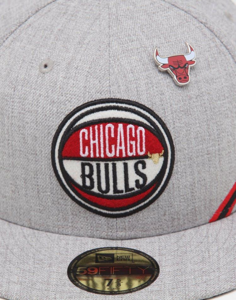 b9f0402b New Era   Chicago Bulls Cap Black/Gray   NBA Cap   Mens   Swish ...