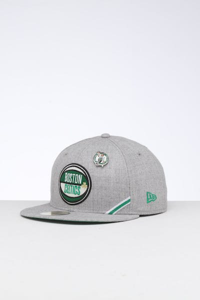 New Era Boston Celtics 59FIFTY NBA Draft Fitted Green/OTC